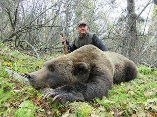 Alaska Brown Bear Hunt - Peninsula 2