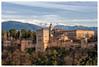 (^ ^ Saha) Tags: alhambra sabika albayzin granada sierranevada