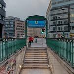 U-Bahnhof Rosa-Luxemburg-Platz - HDR thumbnail