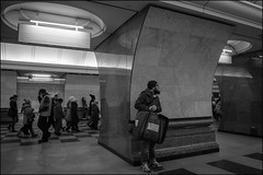 5_DSC7515 (dmitryzhkov) Tags: street life moscow russia human monochrome reportage social public urban city photojournalism streetphotography documentary people bw night lowlight nightphotography dmitryryzhkov blackandwhite everyday candid stranger