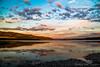 Evening mood at Leksdalsvatn, near Stenkjer - Norway (Friedels Foto Freuden) Tags: abendstimmung clouds see norwegen spiegelung