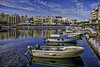 Boats on the Lake (FBK1956) Tags: 2017 agiosnikolaos boot canon canoneos griechenland kreta landschaft see stadt boat crete lake