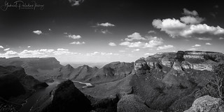 Blyde River Canyon & The Three Rondavels