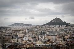 Athens, Greece (Adrià Páez) Tags: athens greece elláda balkans europe landscape cityscape hills sky clouds city capital buildings canon eos 7d mark ii