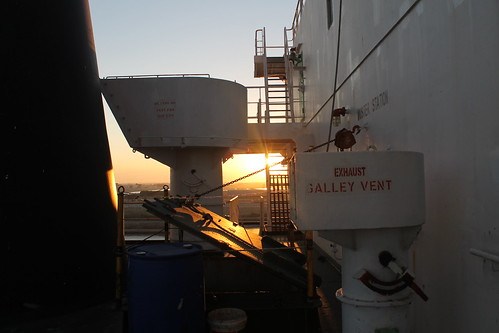 Exhaust Galley Vent