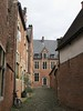 Groot Begijnhof, Leuven (Stewie1980) Tags: leuven louvain löwen vlaanderen flandre flandern flanders belgië belgique belgien belgium groot begijnhof grand béguinage historical beguinage street alley houses