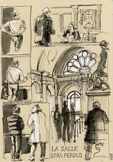 Au tribunal