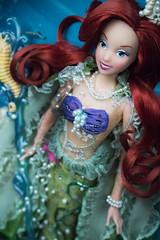 Unter the sea (TheBloodyMermaid) Tags: ariel little mermaid disney store special edition 2008 2007 doll