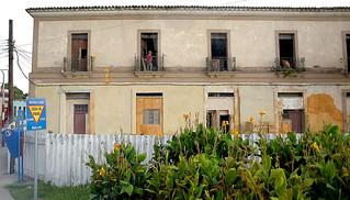 Apartment Balconies.