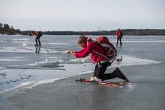 Fotosession (David Thyberg) Tags: 2018 långfärdsskridsko winter nature skate sweden stockholm skating ice sverige