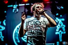 Napalm Death - live in Metalmania XXIV fot. Łukasz MNTS Miętka-16