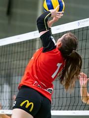 180407_Aarau_VBTD2_060 (HESCphoto) Tags: 2liga aufstiegsspiel btvaarau buchs damen saison1718 suhrenmatte vbtherwil volleyball aargau schweiz ch