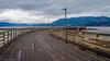 The pier at Salmon Arm. (kensparksphoto) Tags: salmonarm pier dock slips shuswaplake canada britishcolumbia april evening