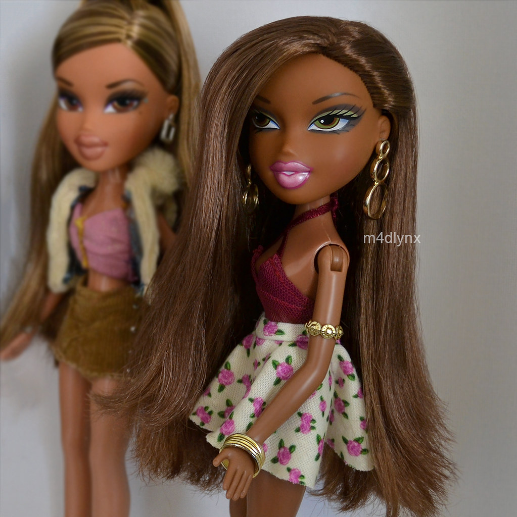 The World's Best Photos of diamondz and dolls - Flickr ... Bratz Diamondz Sasha