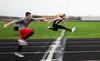 Hurdlers (yorgasor) Tags: hurdles motionblur panning track race trackmeet
