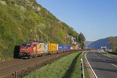 SBB Cargo 189 206, Oberwesel (D) (VinceCargo) Tags: bacharach rheinlandpfalz duitsland de