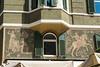 Fassade in Bozen (Kitschi_) Tags: southtyrol summer 2017 nikon südtirol sigma f18 altoadige architektur architecture bozen art 1835 sommer d7100