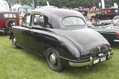 Singer SM1500. (Yesteryear-Automotive) Tags: singer sm1500 saloon car motorcar