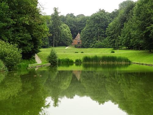 Au château de Gaasbeek