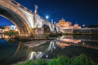 Rome - Ponte Sant Angelo