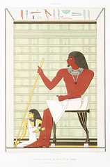 Iconic group of Teï & his wife from Histoire de l'a (Free Public Domain Illustrations by rawpixel) Tags: egyptian otherkeywords ancestry ancient ancientegyptian ancientegyptianart anqet antique archaeological archeology art artwork cc0 design drawing dynasty egypt egyptiankingdom egyptianmythology egyptien egyptology group handdrawn histoiredelartégyptien historical history iconic illustration kingdom mythology name old painting pharao psd publicdomain sepia sketch story teï vintage wife émileprissedavennes