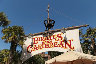Pirates of the Caribbean - Disneyland Park (France)