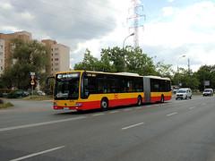 Mercedes Conecto LF Euro 6, #6218, MZA Warszawa (leasing) (transport131) Tags: bus autobus ztm warszawa wtp mza warsaw mercedes conecto lf