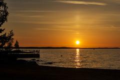 IMG_9486 (harri.hedman) Tags: tampere rauhaniemi harri hedman canon g1x sun eveningsun sunset auringonlasku