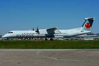C-GJZR (Air Canada express - JAZZ)