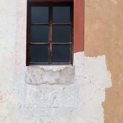 viewing queretaro (msdonnalee) Tags: window ventana janela finestra fenster fenêtre wall queretaro messico mexique méxico mexico mexiko unfinishedpaintjob