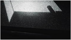 Strange shadows (frankdorgathen) Tags: smartphone iphone iphone8plus minimalistisch minimalismus minimalistic minimalism abstrakt abstract shadow schatten licht light fensterbank windowsill sill
