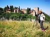 Frente a la Alhambra -   FRONT OF THE ALHAMBRA (Pepa Morente ( 2.200.000 de VISITAS )) Tags: generalife alhambra granadada andalucia panoramica albaycin huerta belleza vegetación móvil me yo feliz