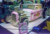 A Ford Convaertible 1931 (Photo Marre Backman) Tags: hotrodd car cars pink white