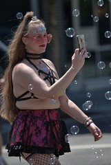 What You Would Expect (Scott 97006) Tags: costume parade lgbt revealing bubbles gender