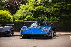Pagani Zonda MD (damien911_) Tags: pagani zonda md v12 supercar hypercar london nikon d610