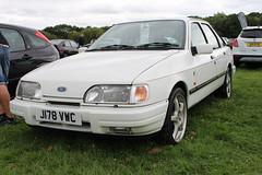 1991 Ford Sierra (doojohn701) Tags: white classic car vintage retro historic ford sierra 1991 british dagenham uk