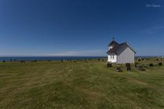 Home By The Sea (Normann Photography) Tags: homebythesea rogaland varhauggamlegravlund bythesea cemetery church graveyard smallbuilding tinychurch norway no