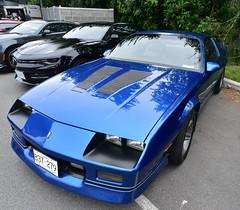 Chevrolet Camaro (D70) Tags: seventhannual centennialhighschool shownshine coquitlam britishcolumbia canada june1st 2018 chevrolet camaro nikon d750 20mm f28 ƒ90 200mm 13200 12800 third generation 1982–1992