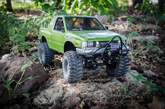 Testing new RC4wd Products (Strangely Different) Tags: rc4wd tf2 trailfinder gelande rccar scaler scalerc rccars crawler scalecrawler 4x4 tinytrucks rcengineering axial tamiya swb terrain