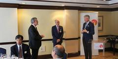 07-06-2018 Exclusive Luncheon with Secretary of State Pieter De Crem - DSC08964