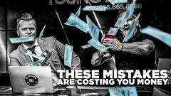 These Mistakes are Costing You Money - Grant Cardone (yoanndesign) Tags: 3mistakes business cashmistakes corrections costmoney digitaladvertising digitalmarketing ecommerce grantcardone howtomakemoremoneyinsales increaseincome increaserevenue mistakes money moneymistakes onlinesales phonesales revenue sale sales salesmistakes success