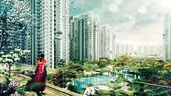 bhartiya-nikoo-homes-elevation-698482 (1) (realestate agents) Tags: bhartiyacitynikoohome bhartiya city project bangalore masterplan nikoo homes floor plans thanisandra main road bharatiya ii kannur plan 3 bhk 25 nikoohome price