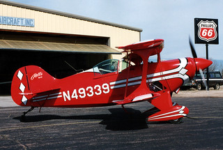 1987 Pitts Special S-1T N49339
