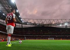 Arsenal v Leicester City - Premier League (Stuart MacFarlane) Tags: englishpremierleague sport soccer clubsoccer soccerleague london england unitedkingdom gbr