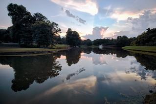 June Evening In North Carolina