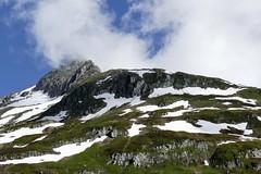 view on Oberalp Pass Switzerland (roli_b) Tags: view oberalp pass swiss alps schweizer alpen alpi alpine berge berg mountains snow topped schnee bedeckt switzerland schweiz suisse suiza svizzera 2018 june landscape travel viajar landschaft nature