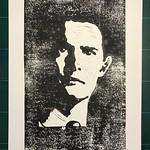 Agent Cooper Linocut thumbnail