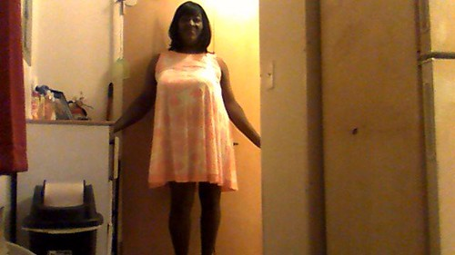 Hung black transexuals
