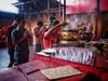 Jakarta! (-Faisal Aljunied - !!) Tags: buddhist indonesia jakarta temple praying chinese 17mm omdem5 olympus streetphotography faisalaljunied