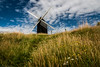 Mill (The Frustrated Photog (Anthony) ADPphotography) Tags: architecture brillwindmill buckinghamshire category england external places travel windmill agriculture rural countryside hill grass sky clouds cloudysky whiteclouds bluesky path flowers canon1585mm canon70d canon outdoor trees travelphotography landscapephotography